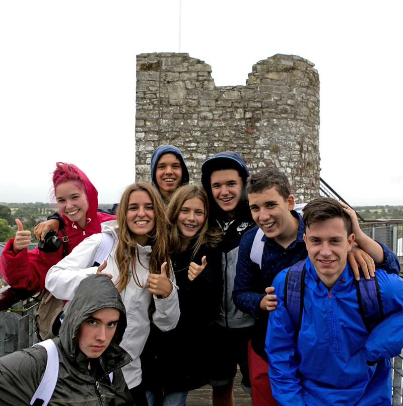 Opinión curso verano inglés irlanda