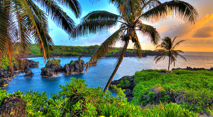 Inglés en Hawaii