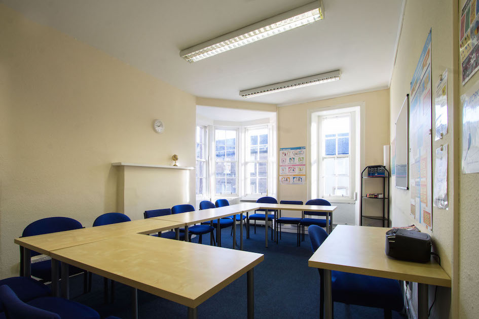 Escuela en Edimburgo