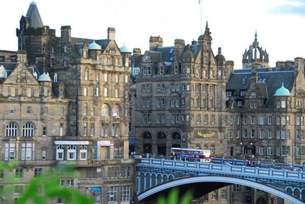 Estudia en Edimburgo