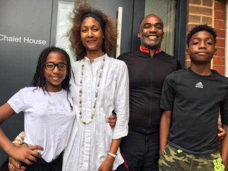 Familia de acogida en un año escolar en Francia