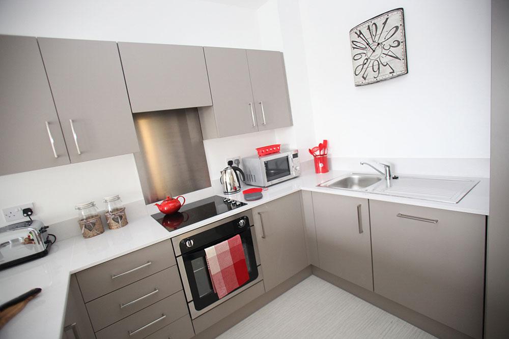 Alojamieto en residencia en Manchester
