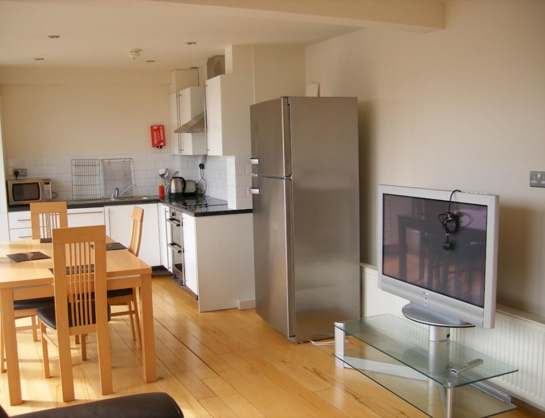 Apartamentos en el curso de inglés en Dublín, Irlanda