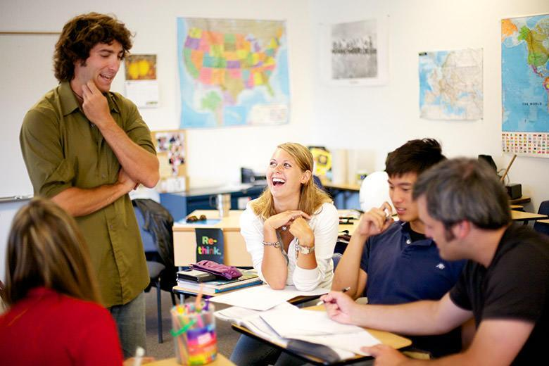 Aprende y estudia inglés en Santa Bárbara