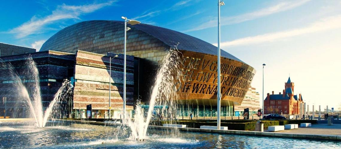 Ciudad de Cardiff
