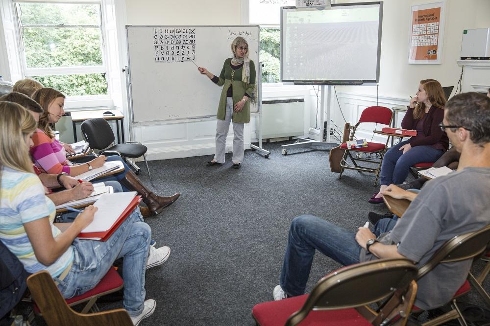 Clases de inglés en Edimburgo