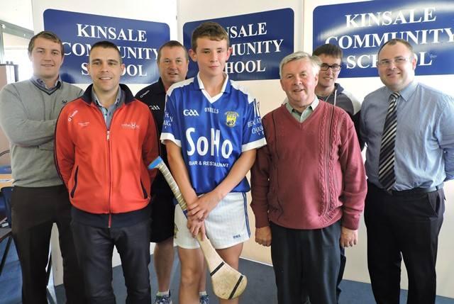 """Colegio público en Irlanda """"Kinsale Community School"""""""