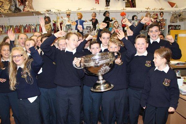 "Colegio público en Irlanda ""Moate Community School"""