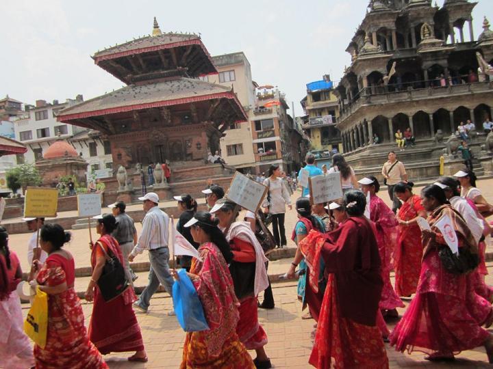 Vive una experiencia en Nepal