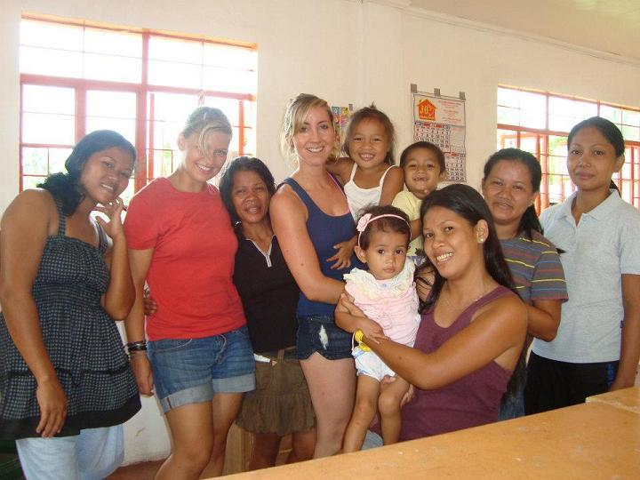 Otros voluntarios
