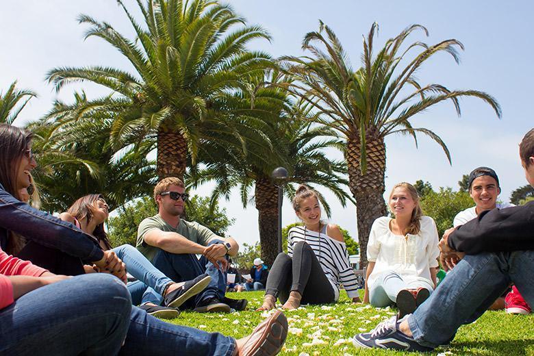Aprende y estudia inglés en Santa Bárbara, Estados Unidos