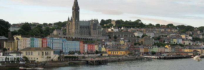 La ciudad de Cork