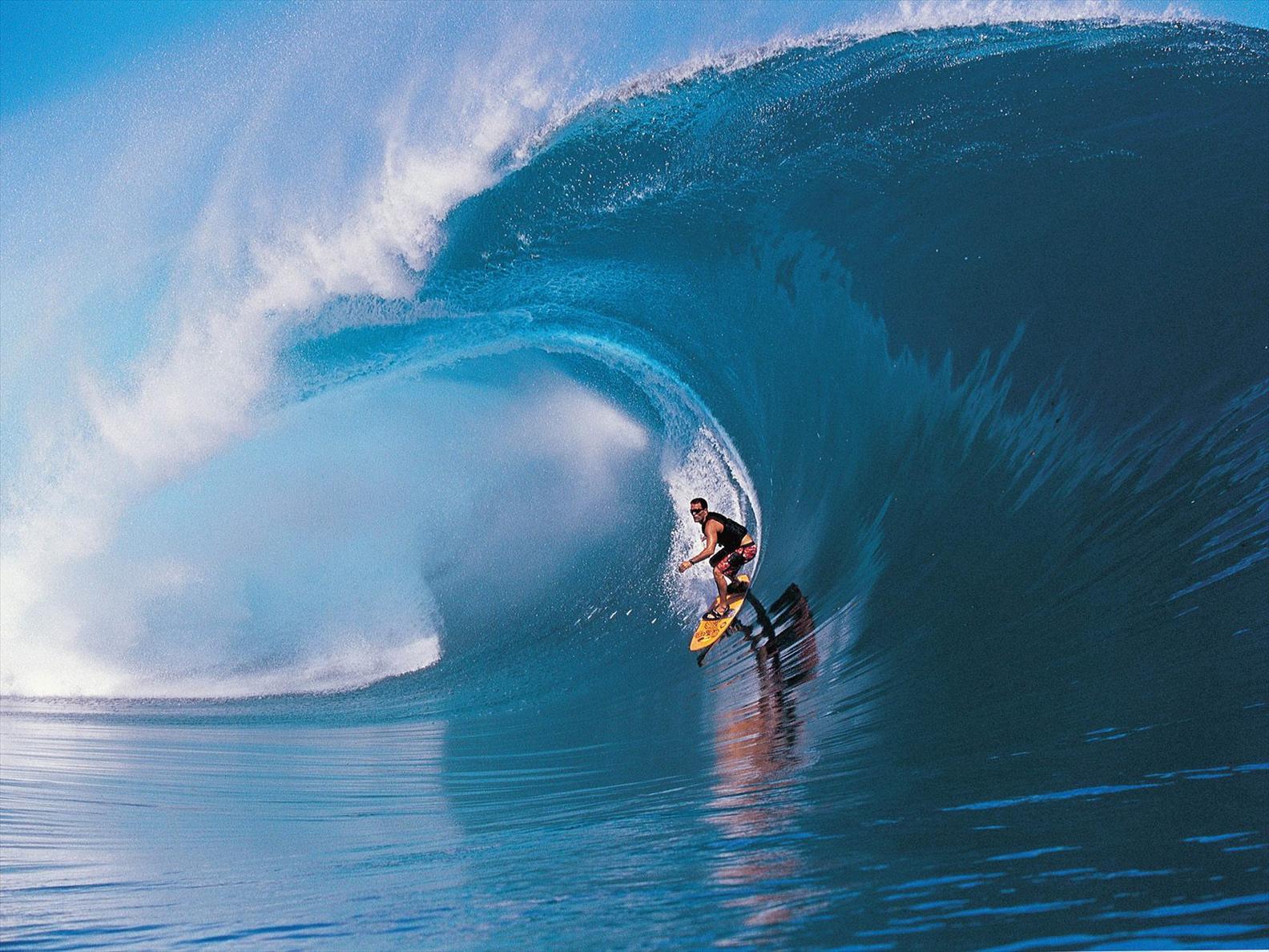 Surfea en Hawaii