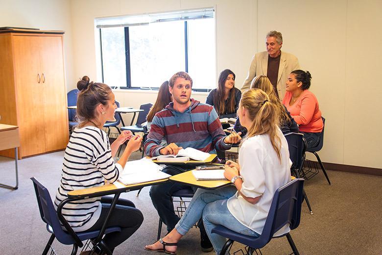 Curso de Inglés en Santa Bárbara, Estados Unidos