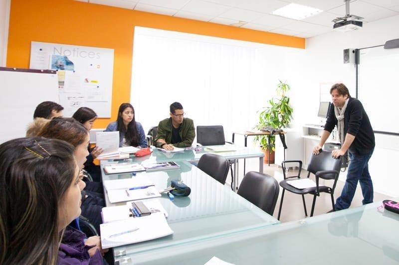 Estudia en clases de inglés +30 en Malta