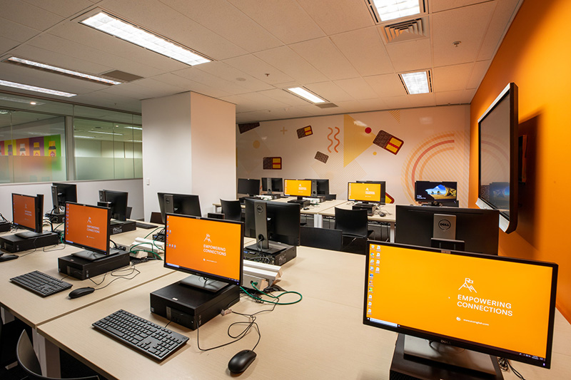 Escuela en Melbourne, Australia