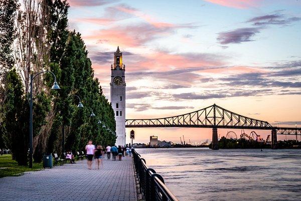 Lugares maravillosos como Montreal