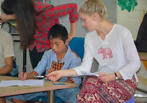 Voluntariado en Vietnam