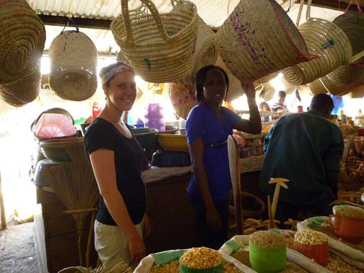 Nuevos amigos en Tanzania