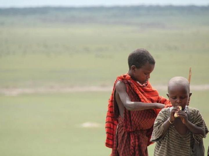 Otra cultura en Tanzania