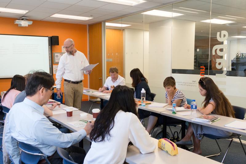 Curso de inglés en San Francisco, Estados Unidos
