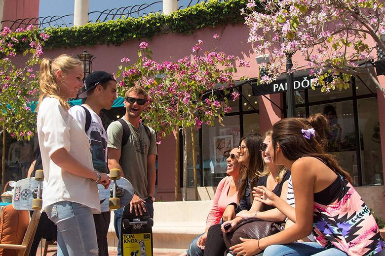 Aprende Inglés en Santa Bárbara, Estados Unidos