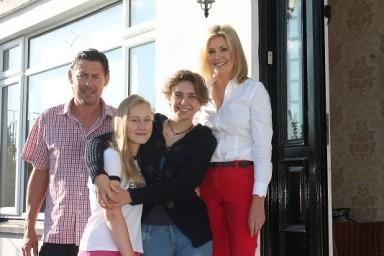 Aprende inglés en una familia Irlandesa