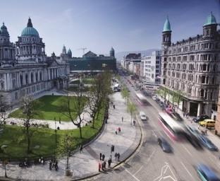 Curso de inglés en Belfast, Irlanda
