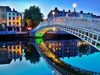 Larga estancia en Dublín