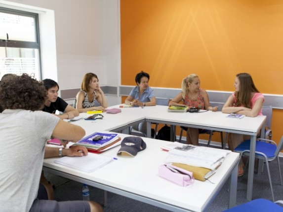Escuela en Malta