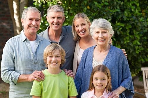Inmersión en Familia irlandesa