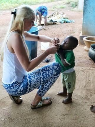 Voluntariado en Ghana