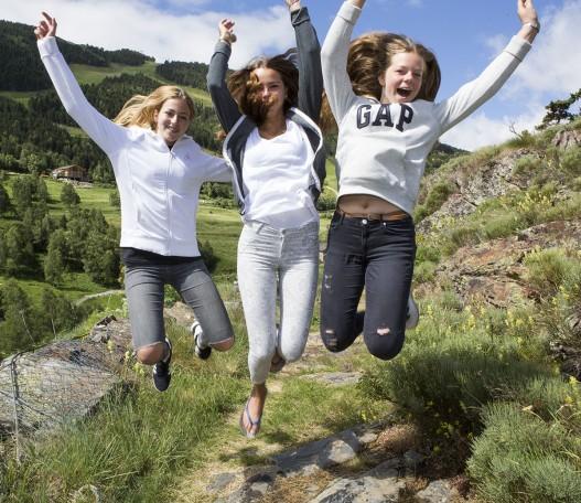 Campamentos de verano internacionales en los Pirineos