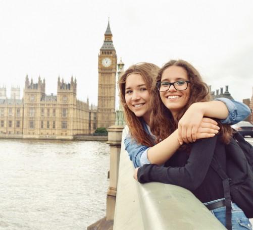 Curso de verano en Londres - Residencia abierto 2021
