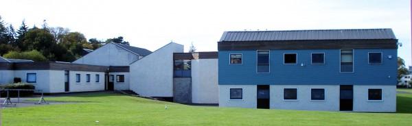 """Colegio público en Irlanda """"Sant Tiernan´s Community college"""""""