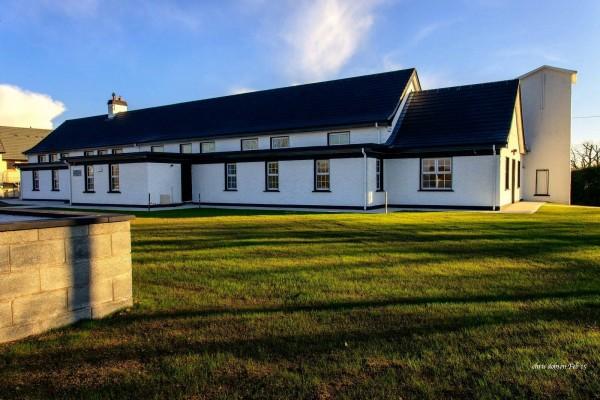 """Colegio público en Irlanda """"Kilcoole Community School"""""""