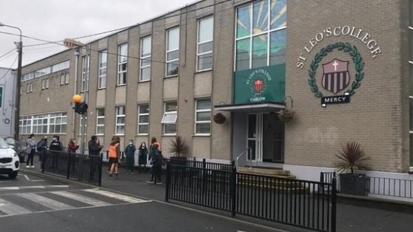 """Colegio público en Irlanda """"St Leo´s College Carlow"""""""