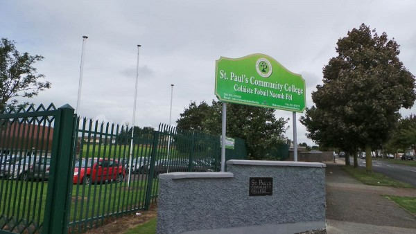 """Colegio público en Irlanda """"St Pauls Community College"""""""