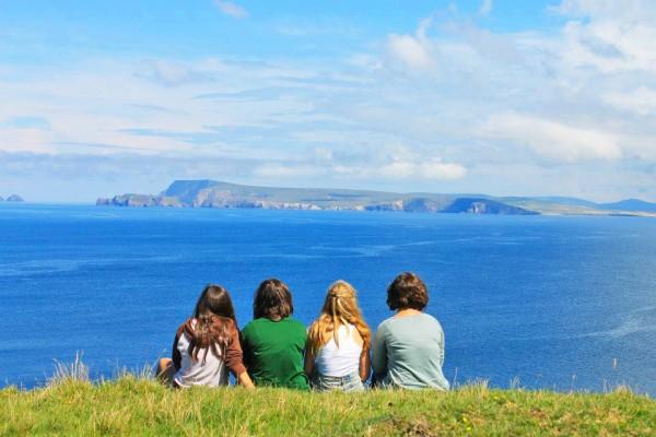 Cursos de verano en el Irlanda para jóvenes