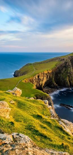 Paisajes de Irlanda, un país ideal para realizar un año académico