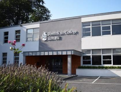 """Colegio público en Irlanda """"Sion Hill College"""""""
