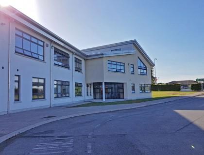 """Colegio público en Irlanda """"Athy Community college"""""""