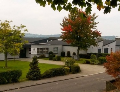"Colegio público en Irlanda ""Bishopstown Community College"""