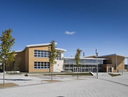 """Colegio público en Irlanda """"St. Marys Academy CBS"""""""