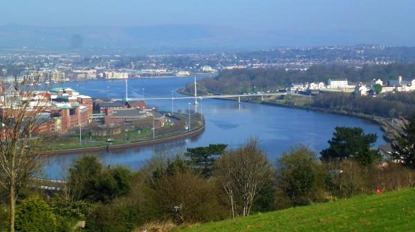 Aprende inglés en Derry Irlanda