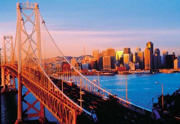 Berkeley, San Francisco