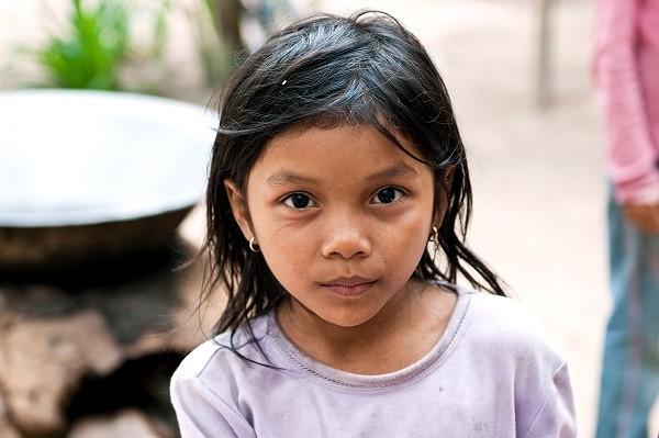 Orfanato en Camboya