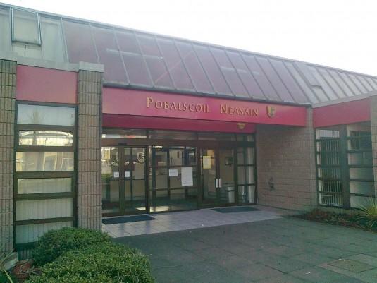"""Colegio público en Irlanda """"Saint Nessan´s Community college"""""""