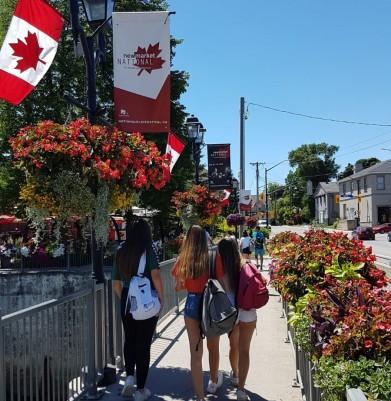 Cursos de verano en Canadá para jóvenes