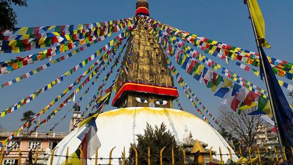 Colores en Nepal